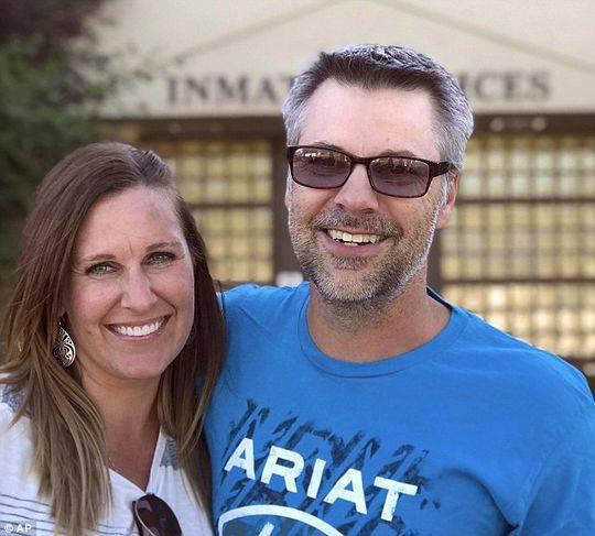 约书亚与妻子