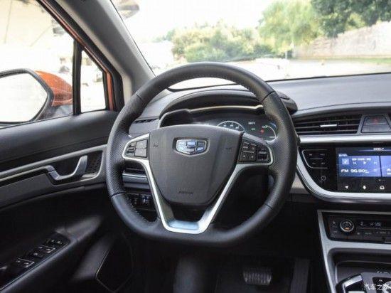 吉利汽车 帝豪GSe 2018款 尊尚型