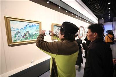 展览集中展示了来自上海刘海粟美术馆,南京艺术学院,常州刘海粟美术馆