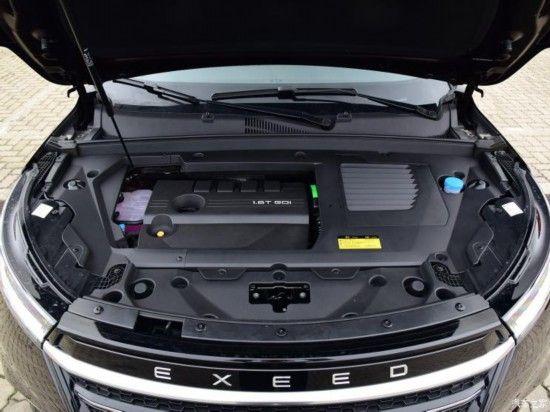 星途 星途TX 2019款 TX 1.6T 四驱铂金版