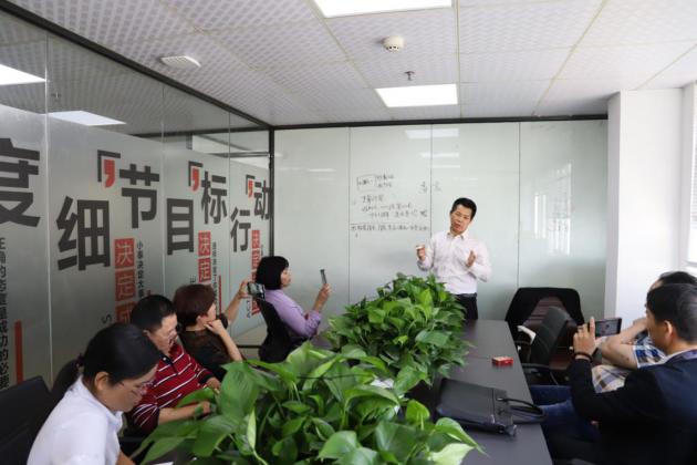 美食流广州运营中心正式开业 城市合伙人大会同期举办(图2)