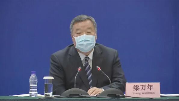 听到世界卫生组织专家对中国疫情防控的评价,翻译小姐姐哽咽了
