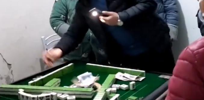 躲地下车库打麻将 4人和棋牌室老板被老虎机游戏怎么玩马鞍山警方抓获中国女篮加拿大西班牙