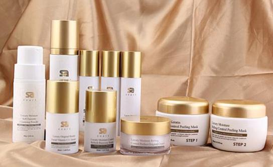 纯天然的美容护肤产品 全美进口化妆品让你随时绽放魅力