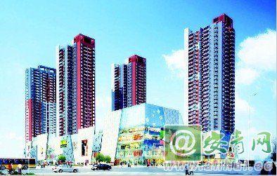 5月18日,沃尔玛设计与店面规划总工谢学文一行,到香港财富广场进行