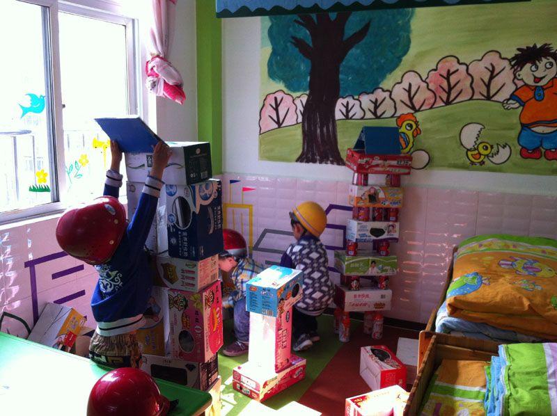 六安幼儿园区角布置暨游戏教学观摩研讨活动成功举行