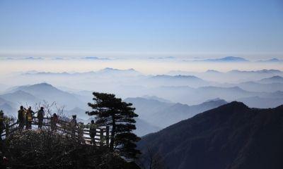 黄山风景区文章